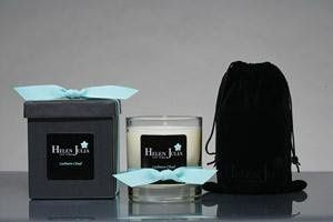 CASHMERE CLOUD SOY CANDLE (Amber, Jasmine, Sandalwood, Musk Scent)  Delight your inner goddess...