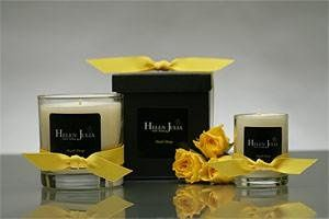 PEARL DROP SOY CANDLE (Citrus Grapefruit Scent)  Pearl Drop is an alluring scented candle that...