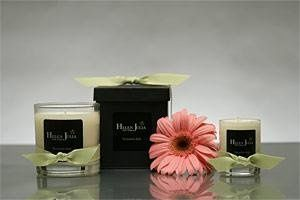 """SEXY SUEDE SOY CANDLES (Vanilla Sandalwood Scent)  This sensuous, intoxicating """"tear his/her..."""