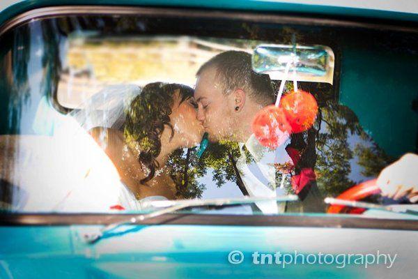 Recent wedding in Genoa, Nevada