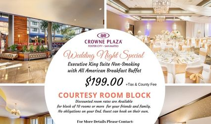 Crowne Plaza Foster City 1