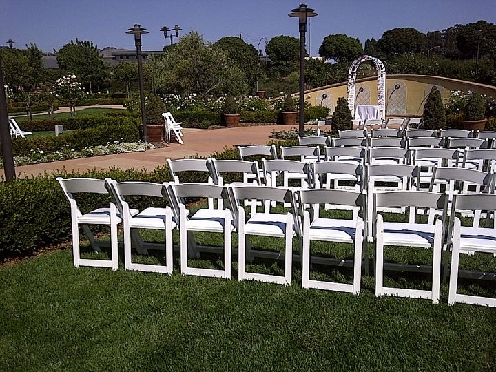 Wedding reception venue