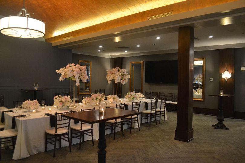 Wedding Reception, 16 guests