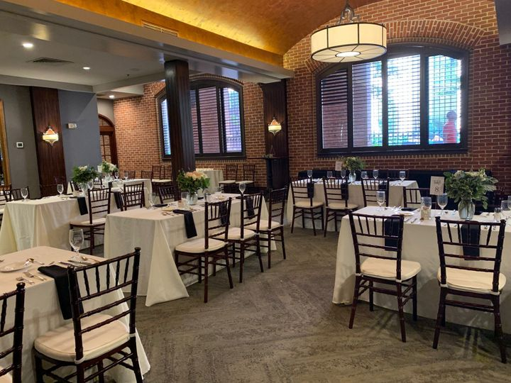 Rehearsal Dinner, 50 guests