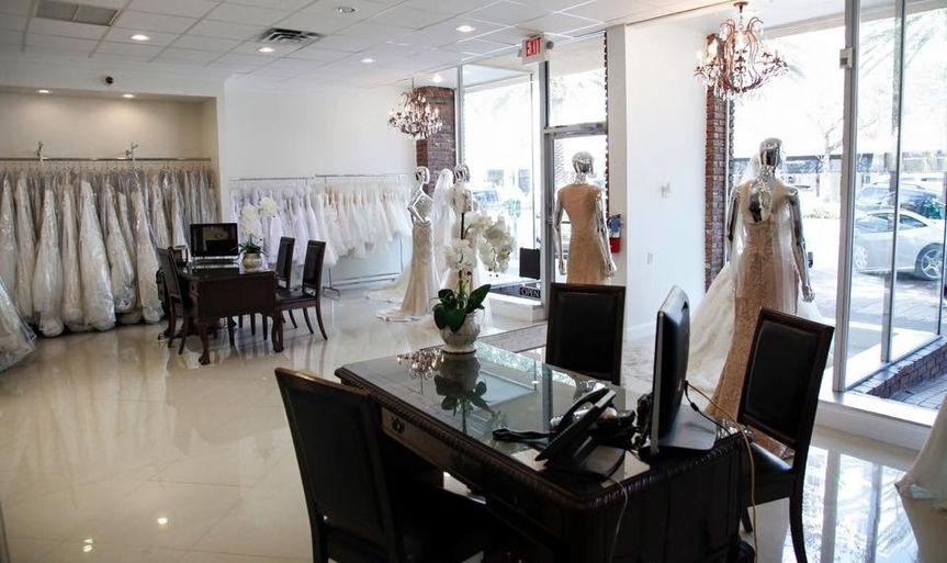 Full Service Bridal Salon