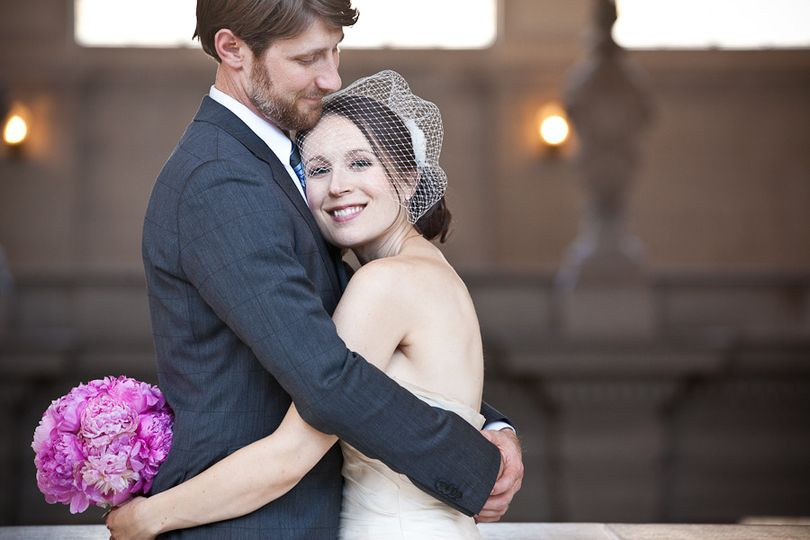 City Hall Bride