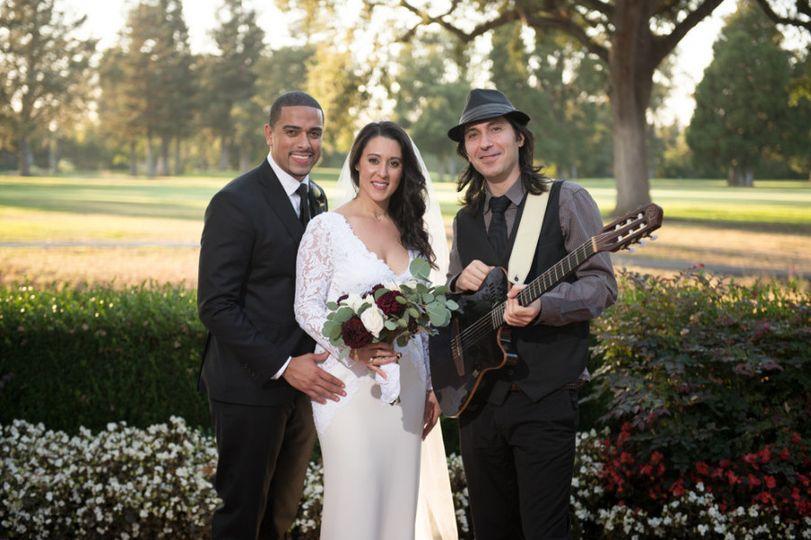 Wedding at Silverado Golf Club