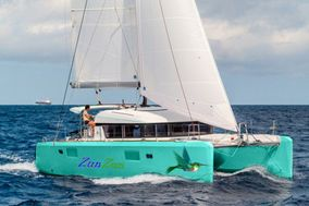 Zunzun Sailing Yacht & Floating Spa Virgin Islands