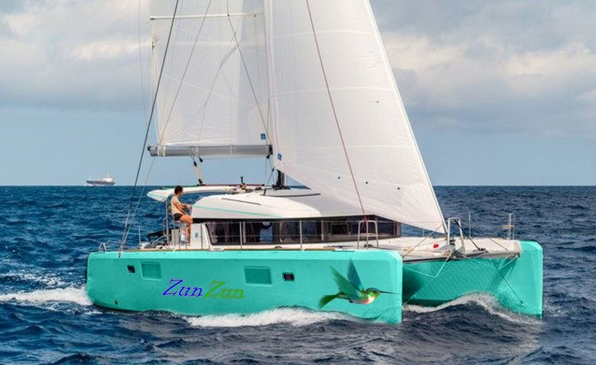 zunzun sailing yacht n floating massage spa seafoam green n hummingbird starboard 51 1050851
