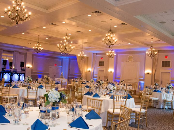 Tmx 1449687289411 Ballroom1 Vineland, NJ wedding venue