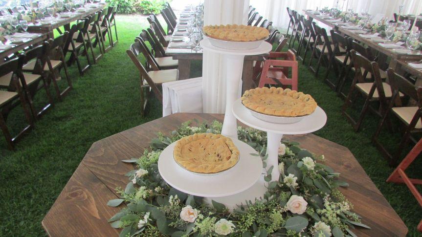 Wedding pies 2