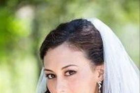 Artistic Wedding Hair and Makeup Design