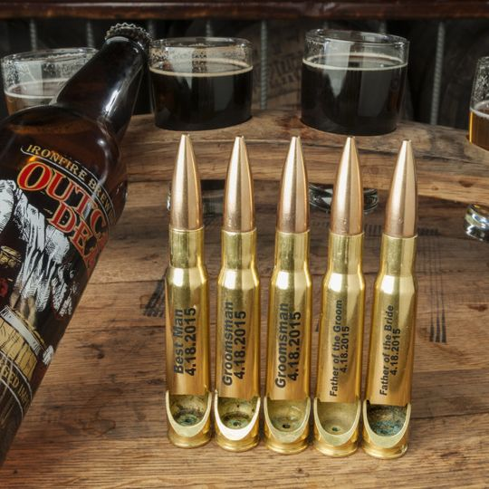 the man registry bullet bottle opener