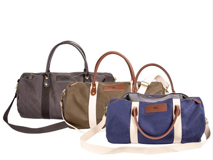 Tmx 1489625418180 The Man Registry Canvas Leather Duffle Bags Overland Park, Missouri wedding favor