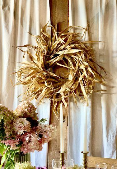 Micro Wedding Installation
