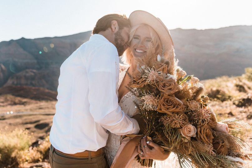 Arizona Elopement and Wedding