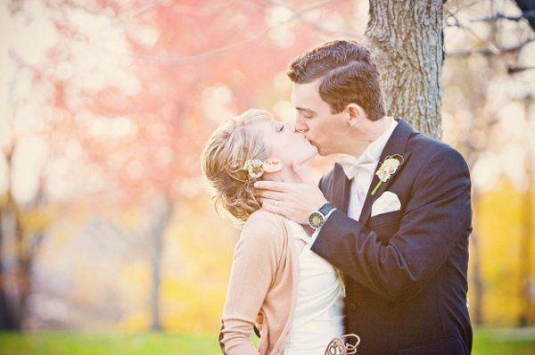 Beautiful wedding at William Jewell in Liberty, Mo!