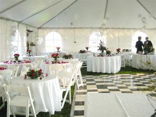 Tent with Dance Floor