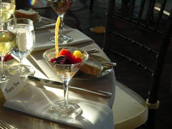 Tomato Caprese Martini
