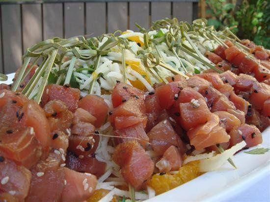 Tmx 1250800668588 Ahiskewers Petaluma, CA wedding catering