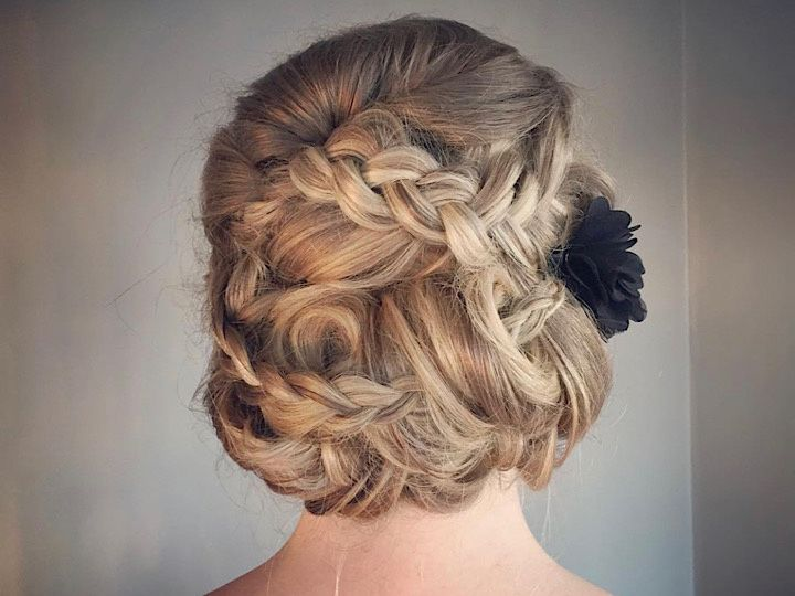 Braided formal style
