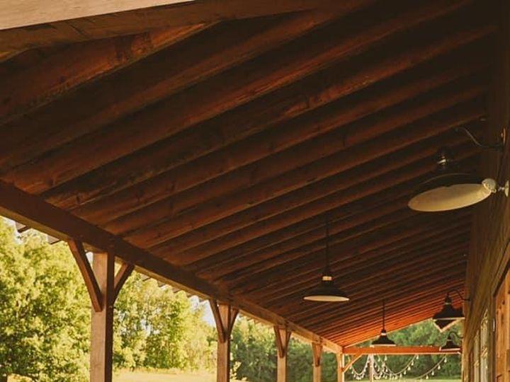 Tmx Barn Patio 51 1014851 161281725845985 Cushing, MN wedding venue