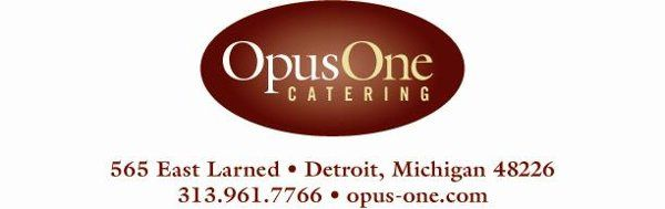 Opus One Catering