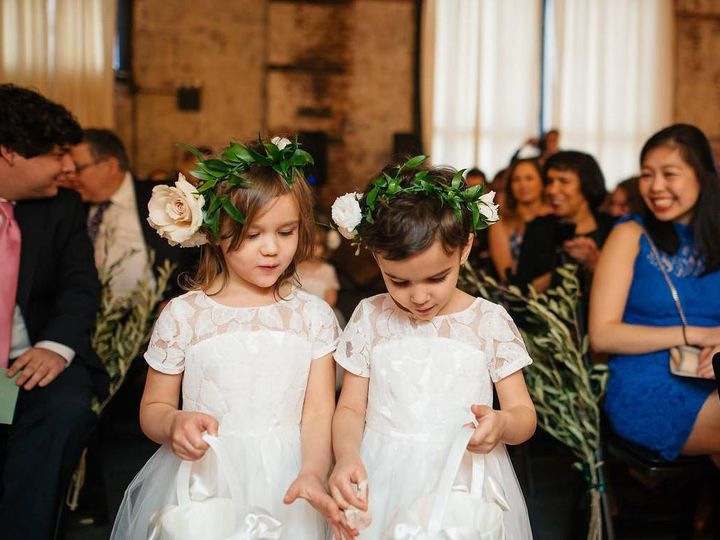 Tmx Philly Florist Flower Girl Crowns 51 1005851 160054098480589 Philadelphia, PA wedding florist