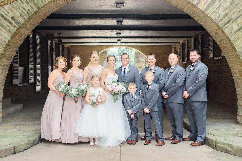 blystonewedding formals 27