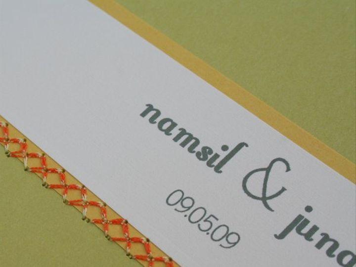 Tmx 1258913788941 IMG5087 Murrieta wedding invitation