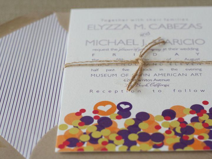 Tmx 1383591370458 Img472 Murrieta wedding invitation