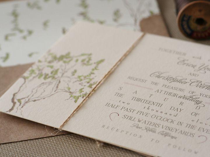 Tmx 1383591393064 Img474 Murrieta wedding invitation