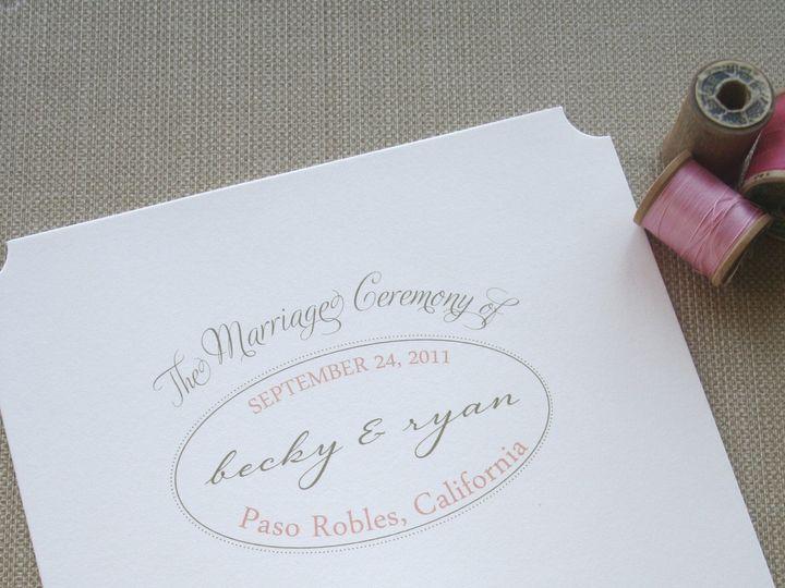 Tmx 1383591414827 Img540 Murrieta wedding invitation