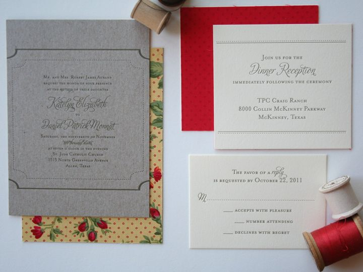Tmx 1383591479348 Img543 Murrieta wedding invitation