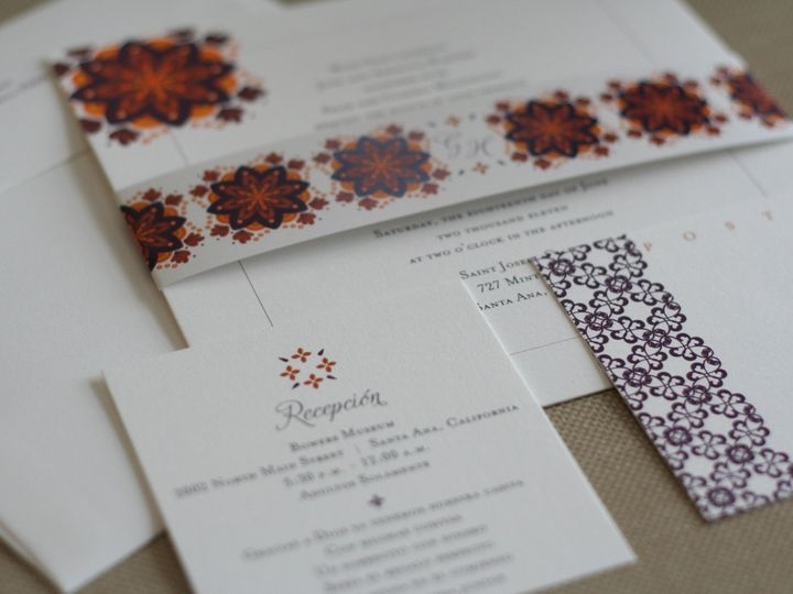Tmx 1383591575733 Img455 Murrieta wedding invitation