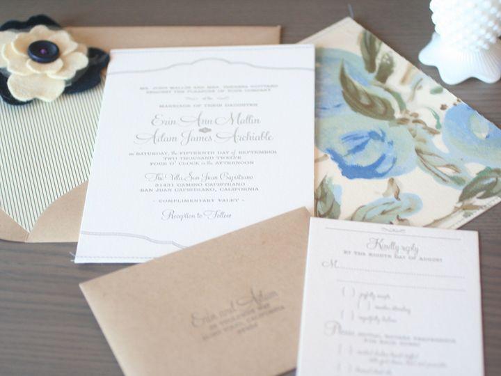 Tmx 1383591741306 Img627 Murrieta wedding invitation
