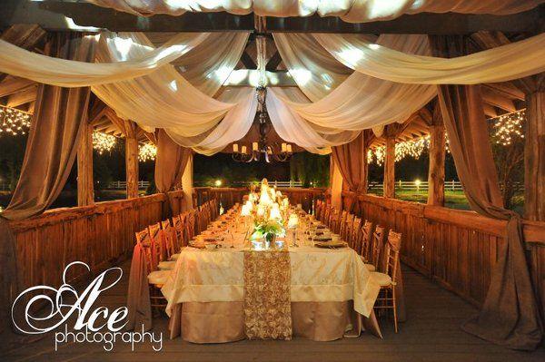 Graceful tables event rentals nashville tn weddingwire for Wedding dress rental nashville tn
