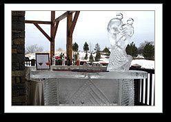 Tmx 1367267423258 Ice Sculpture 3 Auburn, NY wedding eventproduction