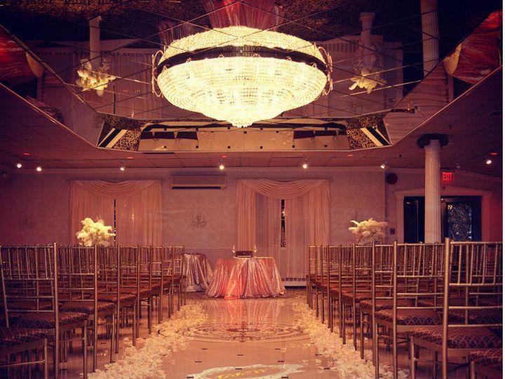 Tmx 1495403396997 33 Ceremony Indoor Miller Place, New York wedding venue