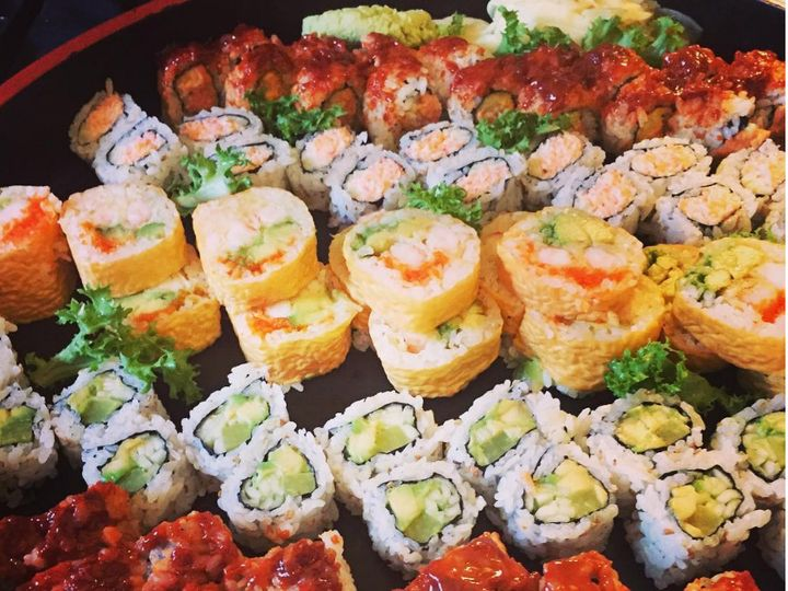 Tmx 1495740959745 Sushi Platter Miller Place, New York wedding venue