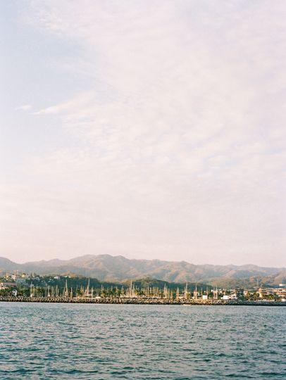 Punta Mita wedding sea view