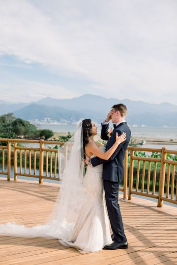 Puerto Vallarta wedding outdoors