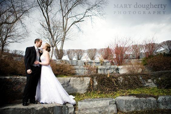 Newly wed photo shoot