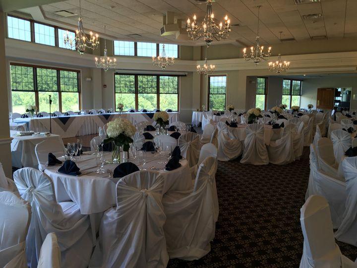 Inside Reception