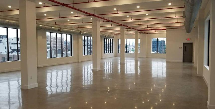 3rd Floor indoor