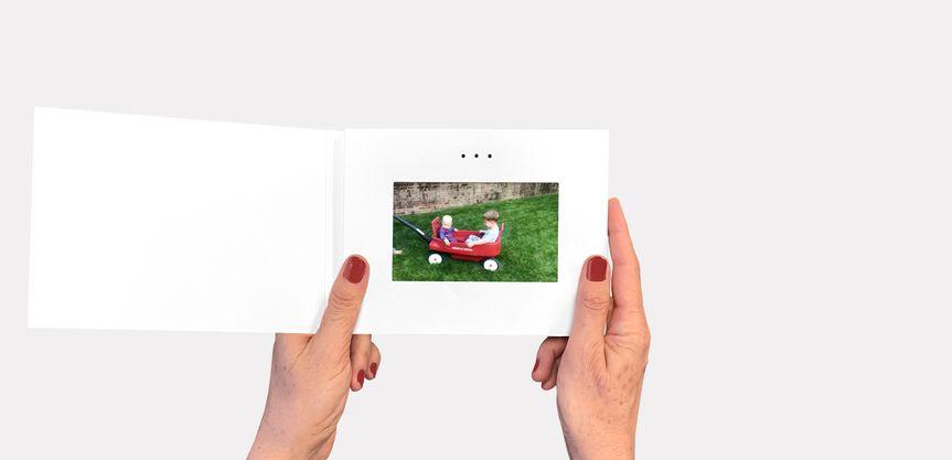 Heirloom Video Book