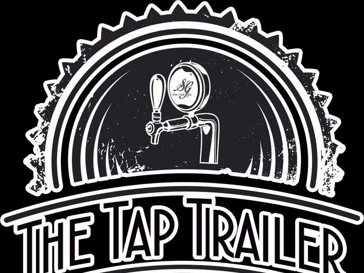 Tmx The Tap Trailer Logo White Outline 51 1870951 1566266913 Newberg, OR wedding catering