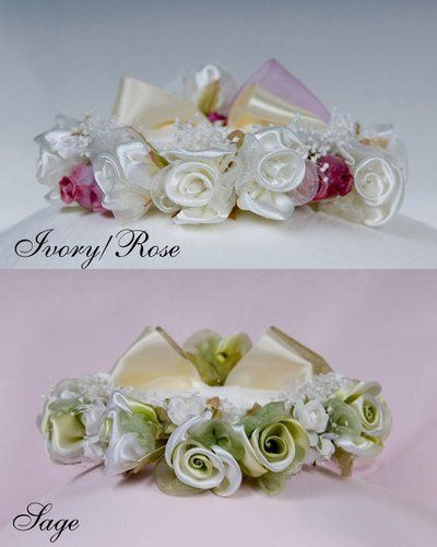 Tmx 1342461131267 Flowergirlhairwreath1 Pismo Beach wedding dress