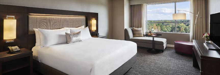 Accommodations Room - The StateView Hotel