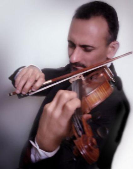 Will R Violinist